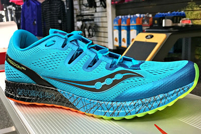 New Shoe Review: Freedom ISO from Saucony