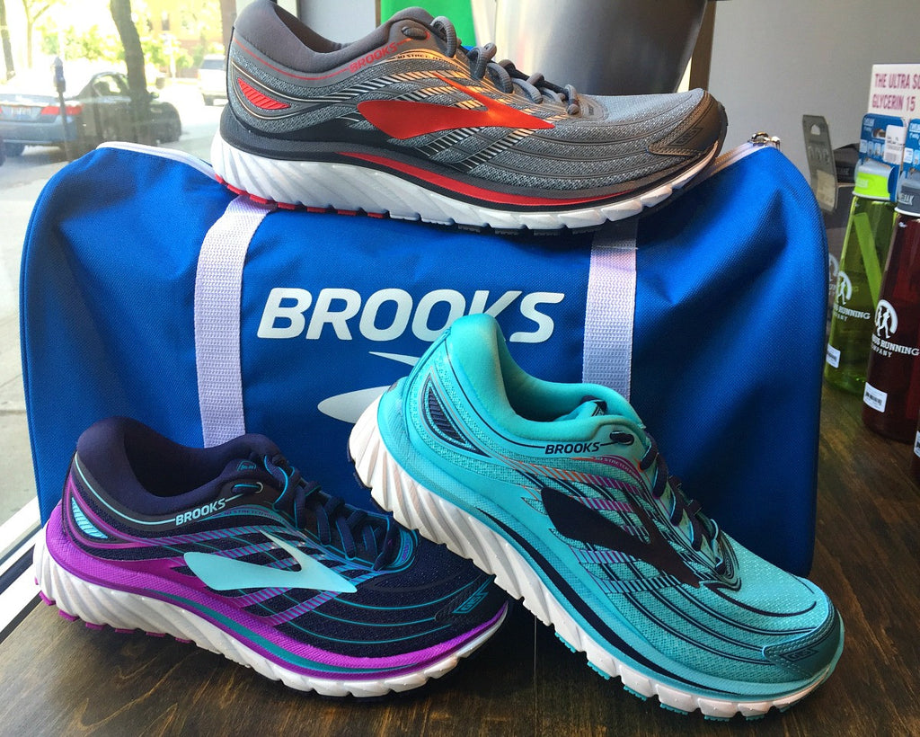 New Shoe Review: Glycerin 15 from Brooks