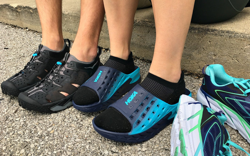 Slide Into Spring and Summer with HOKA ONE ONE Sandals