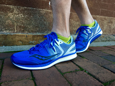 Run Far and Free in the New Saucony Liberty ISO