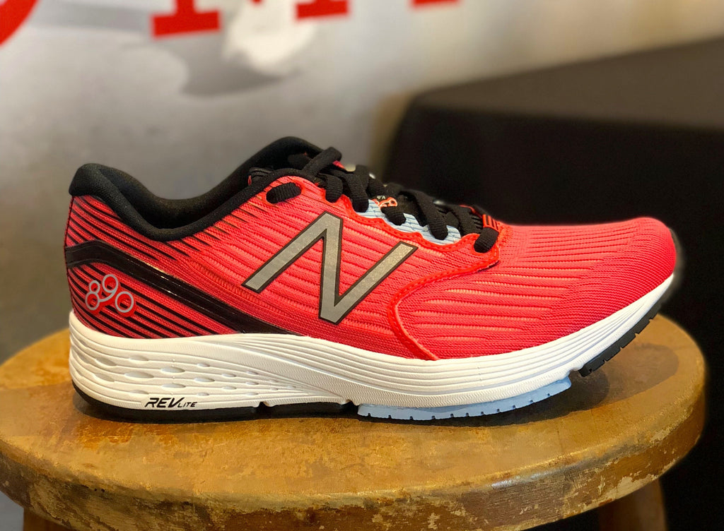 Add Some Spring to Springtime Running in the New Balance 890v6