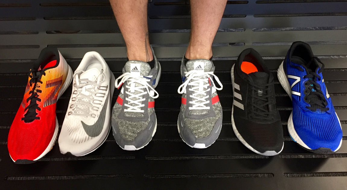 Ready to Run Fast? These 5 Shoes Should Help With That