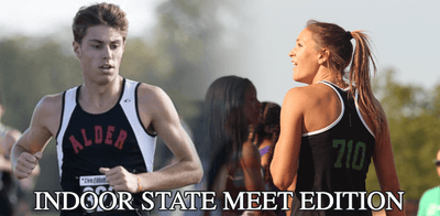Talking Track with Rachel: Abby Steiner & Jase Headings