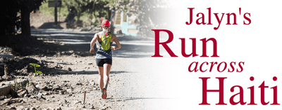 Run Across Haiti Recap: Jalyn's Epic Run