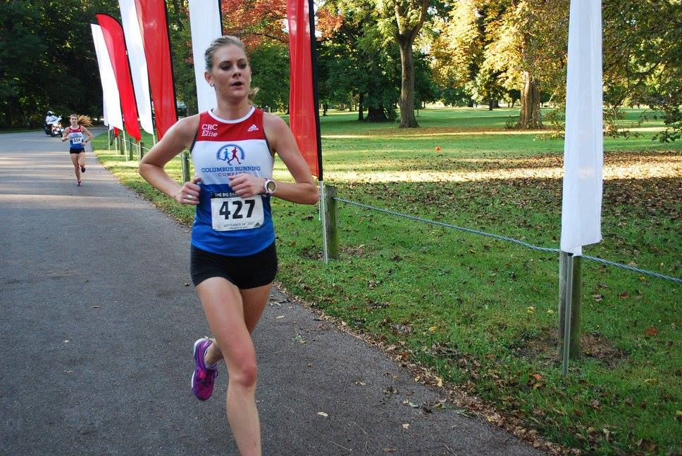 CRC Elite's Jessica Hoover: Chasing First-Time Marathon Goals