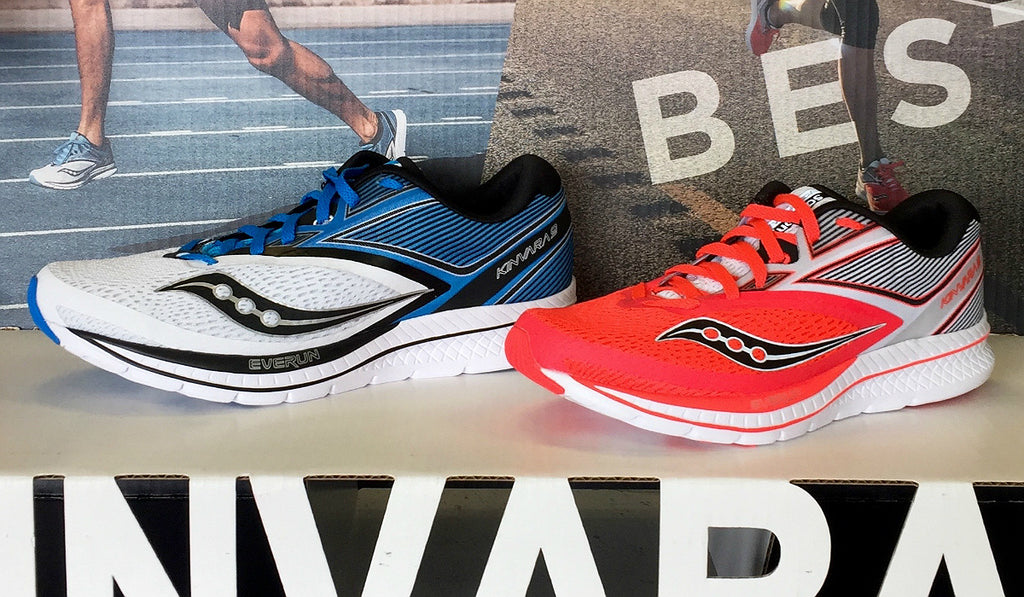 Get Ready to Run, Sprint, or Cross-train with the Saucony Kinvara 9