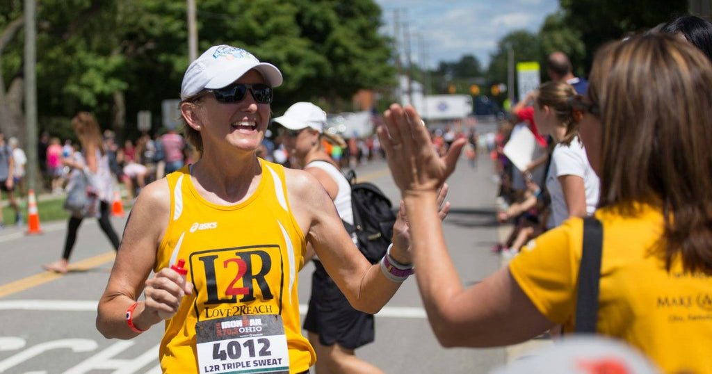 Lisa's Goal for Walk & Run 101? To Help You Cross a 5K Finish Line