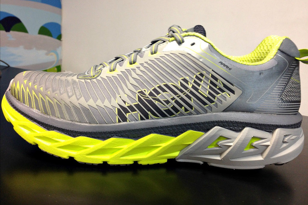 New Shoe Review: Arahi from Hoka One One