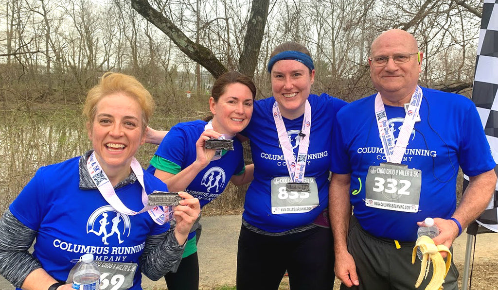 Camaraderie and Accountability: Michelle's Walk and Run 101 Story