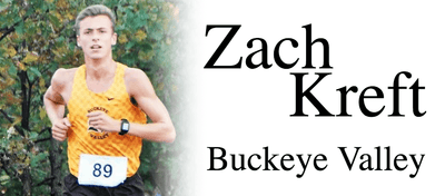 Talking Track with Rachel: Zach Kreft