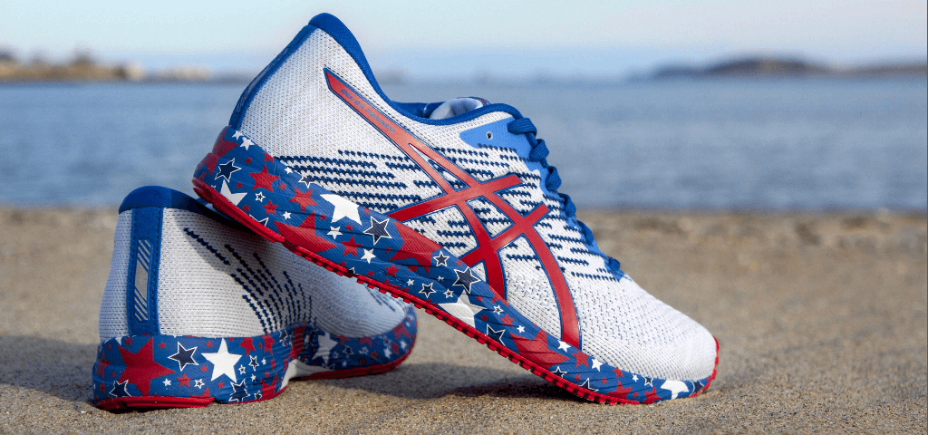 Stars & Stripes on the Run