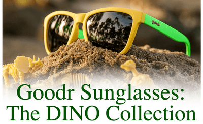 Limited Edition Goodr DINO Collection Now Available