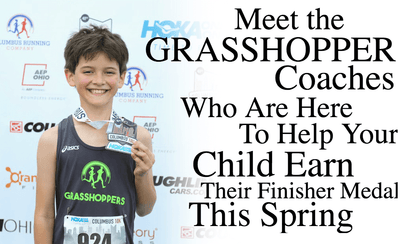 Meet the Spring Grasshopper Coaches: Drew & Megan
