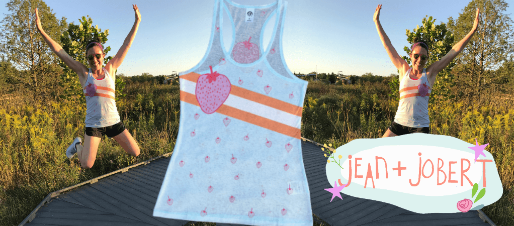Introducing the Strawberry Breeze Tank