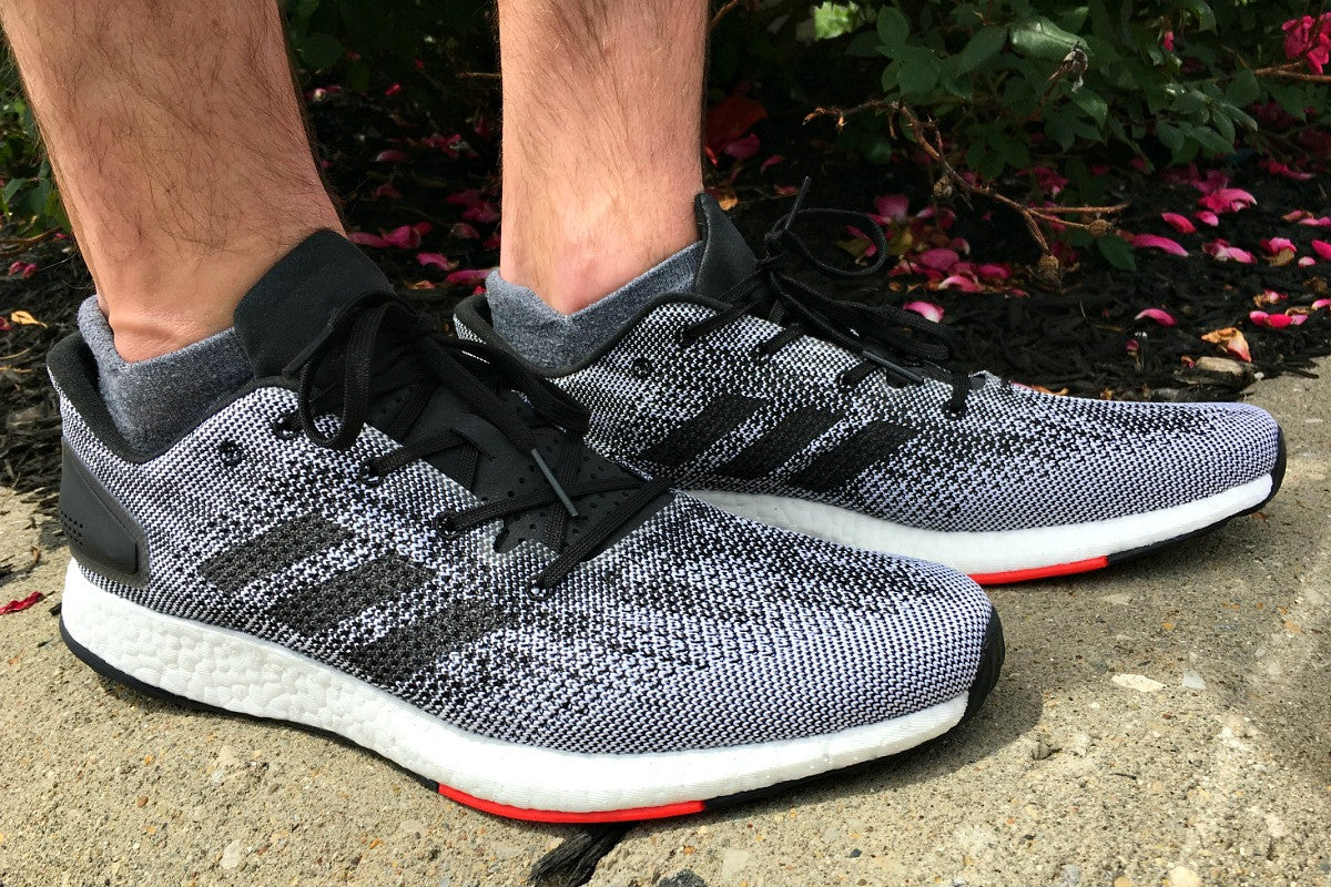 6f4b637e1 New Shoe Review  PureBoost DPR from adidas – Columbus Running Company