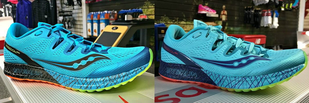 eaf5c16bb0e2 New Shoe Review  Freedom ISO from Saucony – Columbus Running Company