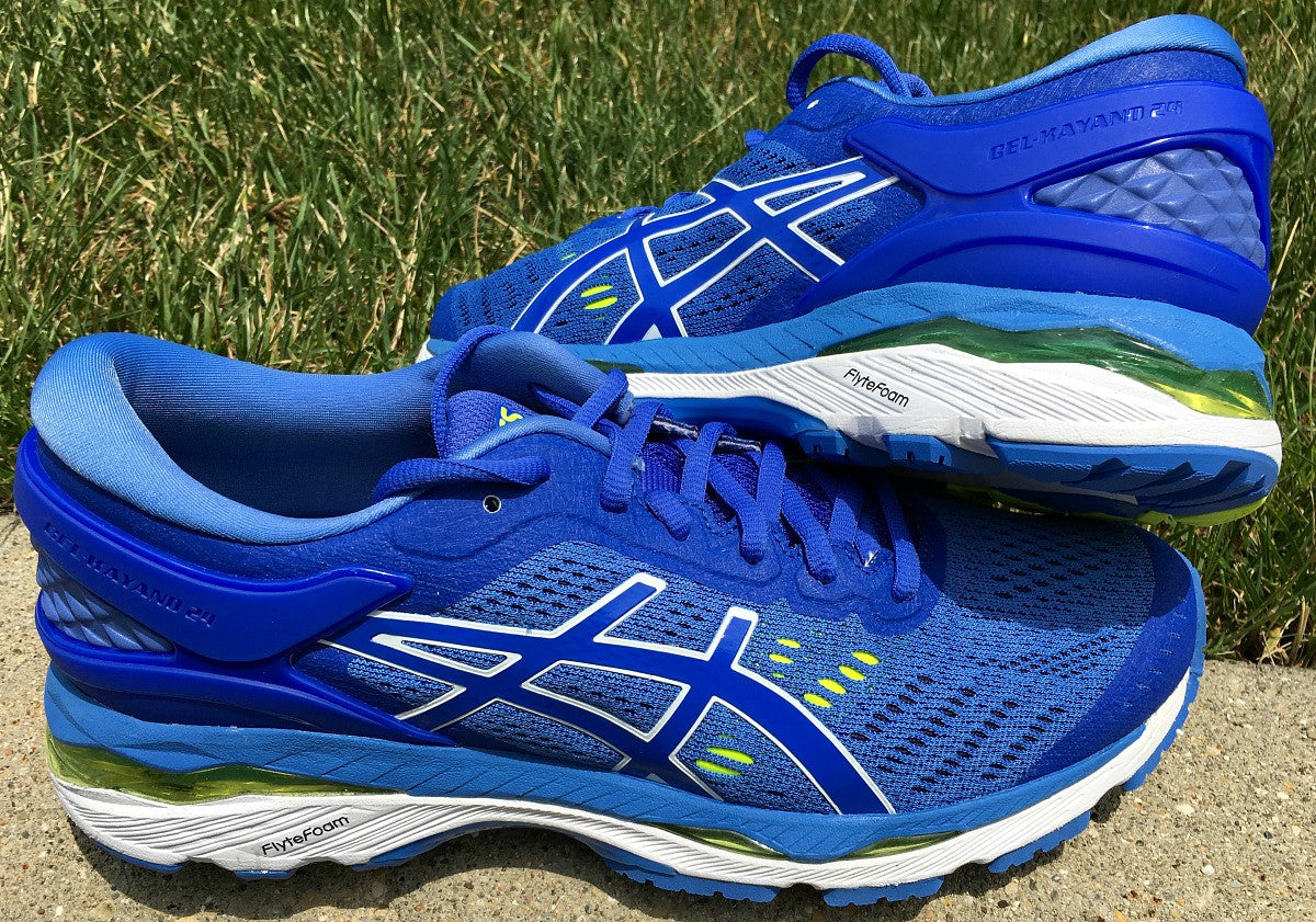 sale retailer 72cd2 a00d0 New Shoe Review: GEL-Kayano 24 from ASICS – Columbus Running ...