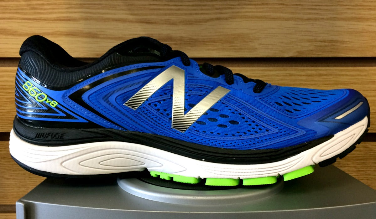 The 860v8 is still going to be that standard day-to-day training shoe that  is ... fda08ecd8fc