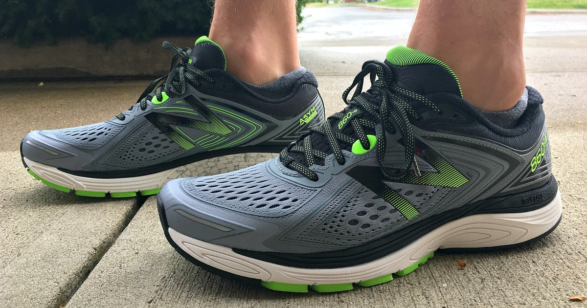 See What s New About the New Balance 860v8 – Columbus Running Company 3c1d0a7c8c6