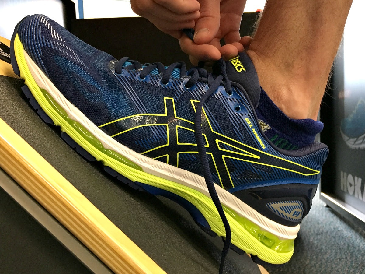 buy popular ce408 7ed16 New Shoe Review  GEL-Nimbus 19 from Asics