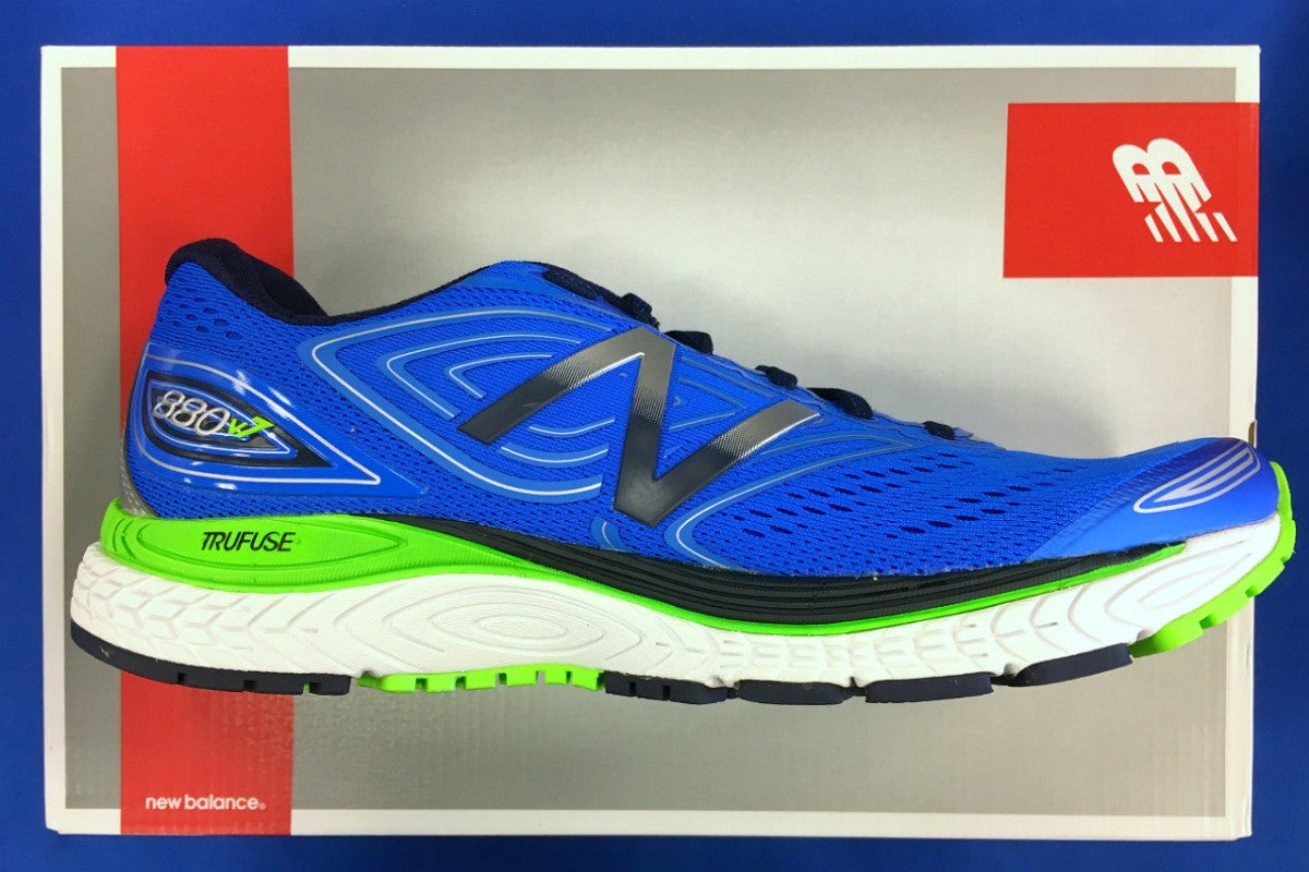 low priced e343e 91dba New Shoe Review: 880v7 from New Balance – Columbus Running ...