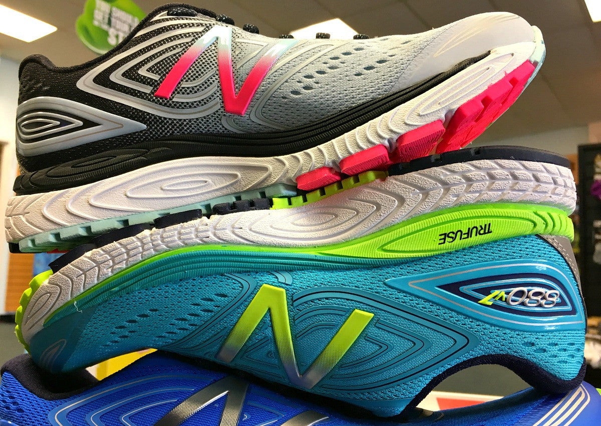 8878b487171b New Shoe Review  880v7 from New Balance – Columbus Running Company