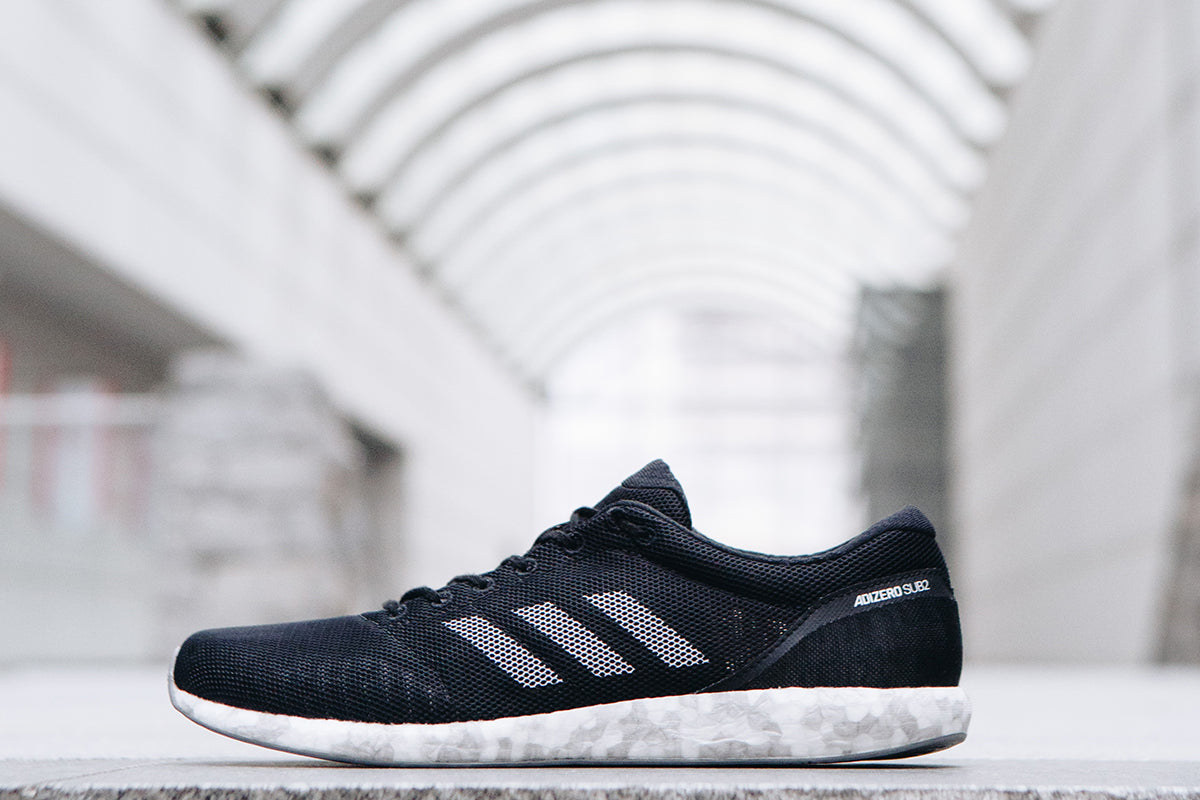 low priced 7422b a9c3f Run Like an Elite Athlete in the adidas adizero Sub2