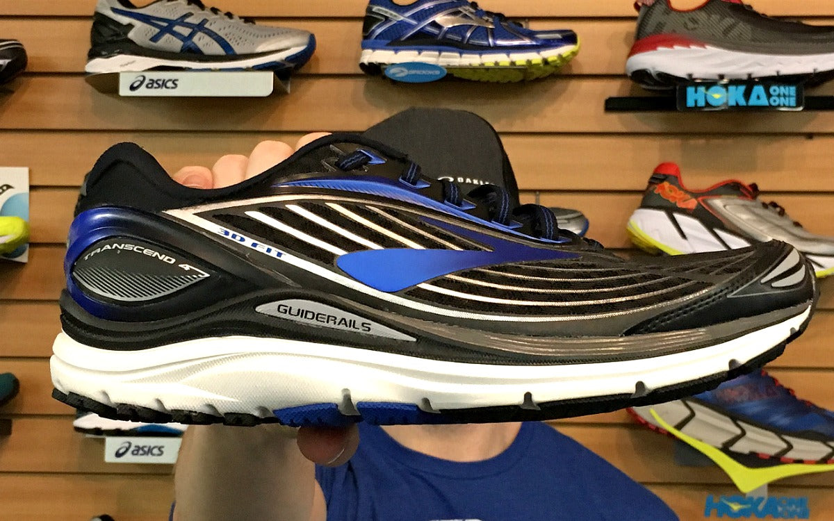 8727b50c522 New Shoe Review  Transcend 4 from Brooks – Columbus Running Company
