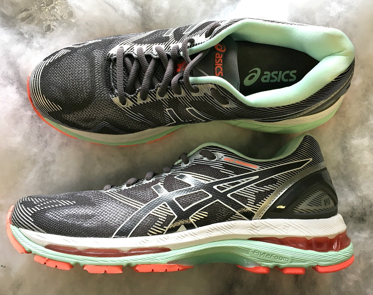 sports shoes dfc44 f4b99 New Shoe Review: GEL-Nimbus 19 from Asics – Columbus Running ...