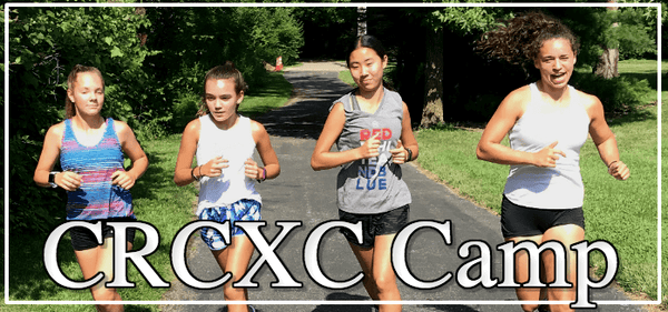 3a6abf812c CRC's four day camp is held from 8:30am-noon in mid-July each summer. Open  to kids going into grades 7-12, camp focuses on building the complete  runner.