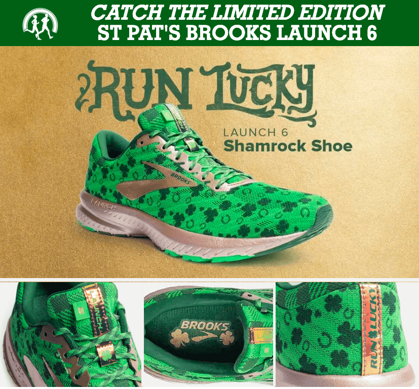 404481190b7f4 Limited Release  Brooks St Patrick s Day Launch 6 – Columbus Running ...