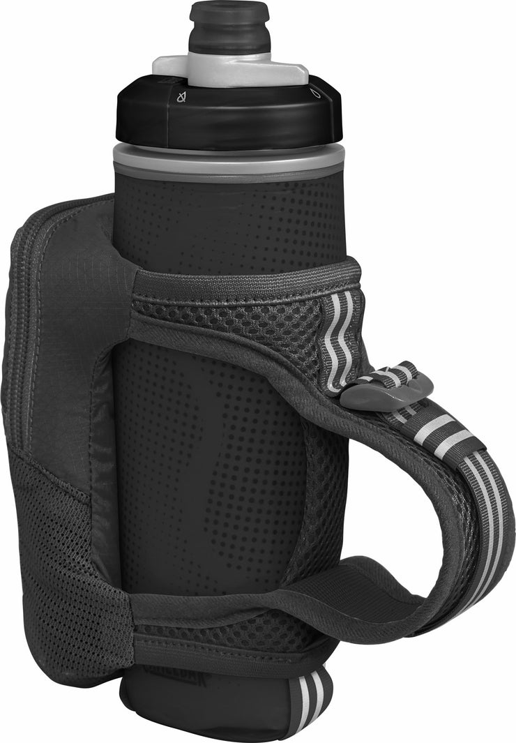 Camelbak QuickGrip Chill 2.0 Handheld 17oz. (SKU: 1850001-BLACK)