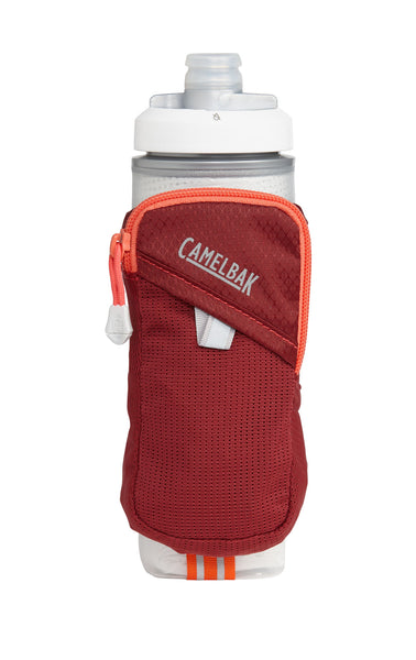 Camelbak QuickGrip Chill 2.0 Handheld 17oz. (SKU: 1850601-Burgundy)