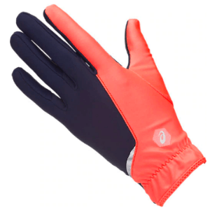 asics running gloves
