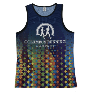 CRC Advanced Training '19 Singlet, Columbus (SKU: AT19SNM)