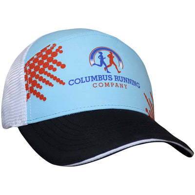 Headsweats CRC Light Blue Town Hat (SKU: CRCTOWNHAT1920B)