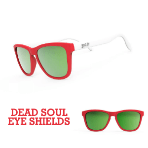 Goodr Sunglasses: Dead Soul Eye Shields (SKU: GOODR-DSES)