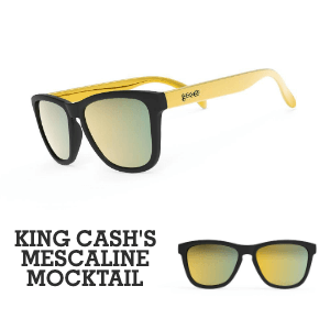 Goodr Sunglasses: King Cash's Mescaline Mocktail (SKU: GOODR-KCMM)