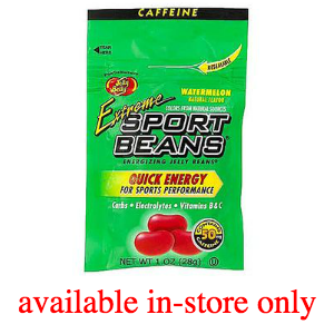 Jelly Belly Sports Bean Nutrition Products - Available In-Store Only
