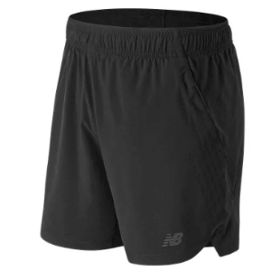 "New Balance Fortitech 7"" 2-in-1 Short (SKU: MS91150.BK)"