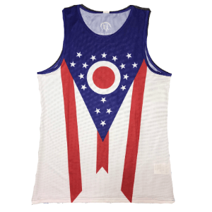 Ohio Flag Tank (SKU: OhioFlag19)