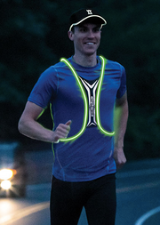 Amphipod Xinglet Optic Beam Rechargeable Safety Vest (SKU: 456-3)