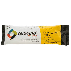 Tailwind Endurance Fuel (Lemon / 2 serving packet) (SKU: TW-12SP-L)