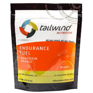 Tailwind Endurance Fuel (Mandarin Orange / 30 serving packet) (SKU: TW-EF-O-30)