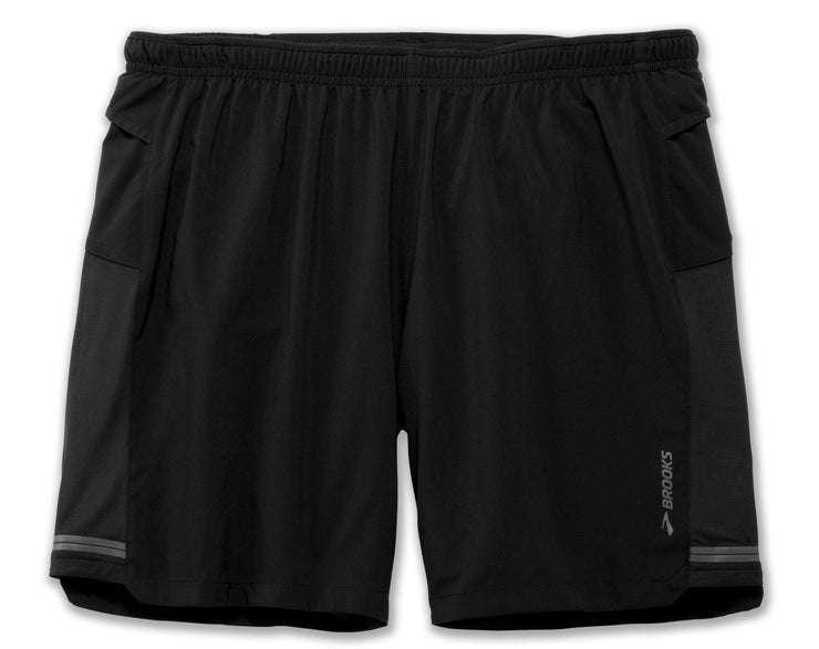 "Brooks Sherpa 2-n-1 Short 7"" (SKU: 211138.001)"
