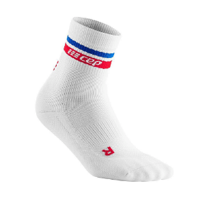 CEP Women's 80's Short Compression Socks (SKU: WSS3.0-80)
