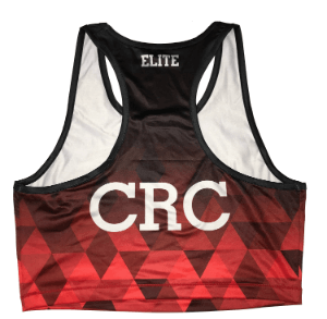 CRC Elite Crop Top (SKU: ELITE.CROP.18)