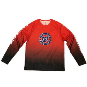 Columbus Westside Running Club Men's LS Tee (SKU: CWRC LS18 M)