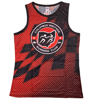 Columbus Westside Running Club 20 Singlet (SKU: CWRC.VEST20)
