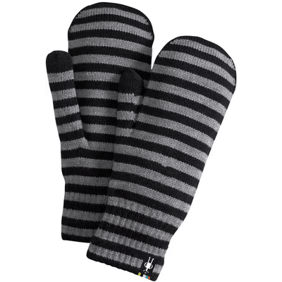 Smartwool Striped Knit Mitt (SKU: SW0SC253.001)